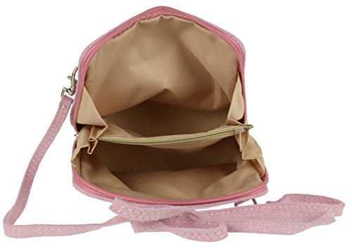 rose bandoulière Handbags clair femme Girly Sacs aOHZqxP