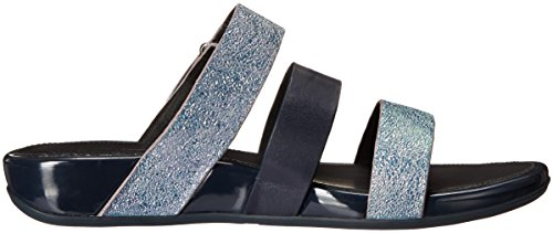 FitFlop Gladdie Slide - Supernavy Shimmer