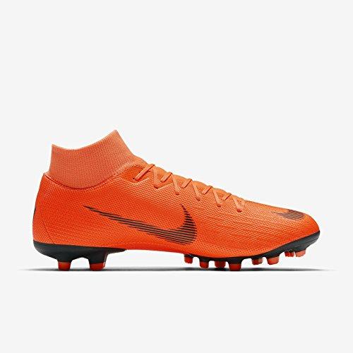 Vi Mercurial Nike MG para Fútbol Hombre NARANJA de Zapatillas Superfly Academy 6EdEqTw