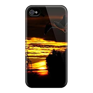Excellent Iphone 6 Cases Covers Back Skin Protector Strange Morning
