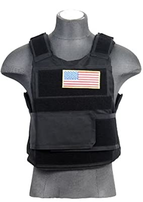Lancer Tactical Vest Navy style Law Enforcement Body Protection