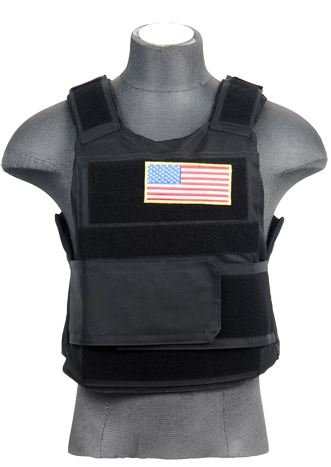 Lancer Tactical Vest Navy style Law Enforcement Body Protection -