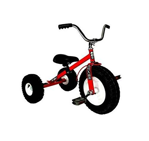 Dirt King Tricycle - Unassembled (Red)