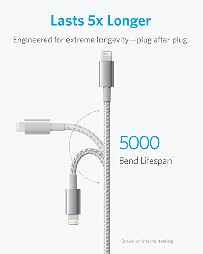 Buy 6 foot lightning cable