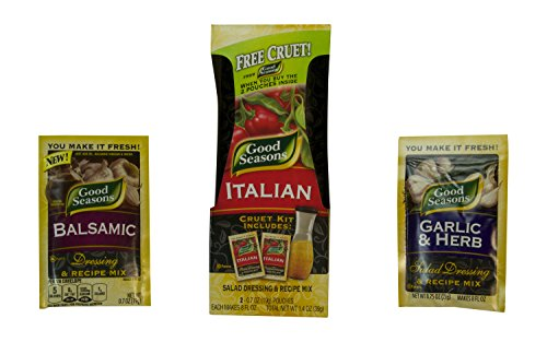 good-seasons-cruet-salad-dressing-bundle-2-italian-dressing-mix-1-balsamic-mix-1-garlic-and-herb-and