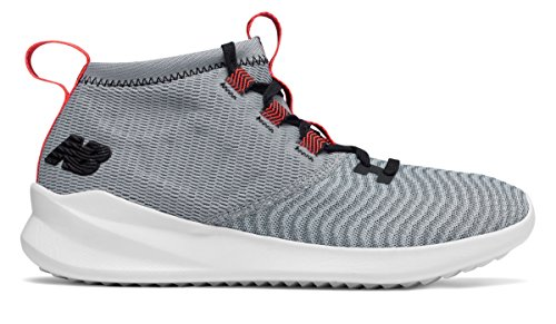 (ニューバランス) New Balance 靴?シューズ レディースライフスタイル Cypher Run Silver Mink with Vivid Coral シルバー ミンク ヴィヴィッド コーラル US 8 (25cm)