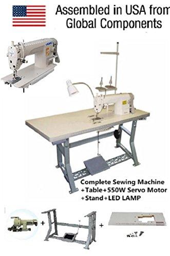 JUKI DDL-8700 Industrial Straight Stitch Sewing Machine