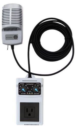 Ppm Co2 Controller (Autopilot Analog Co2 Controller - ppm levels monitor led display grow room)