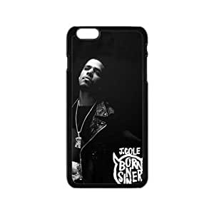 J.Cole Born Sinner Cell Phone Case for iPhone 6