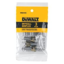 DEWALT DW2014B3 Drywall Screw Setter, 3-Pack