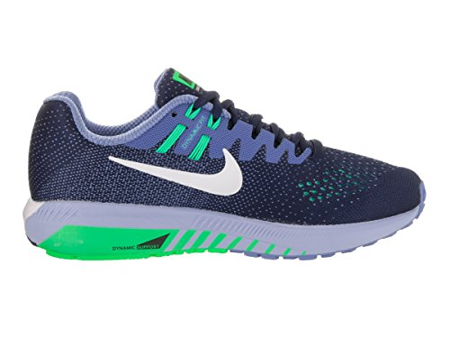 20 Air Nike Zoom Running Structure para White Wmns Mujer de Zapatillas Blue Binary polar Trail qTTfwI