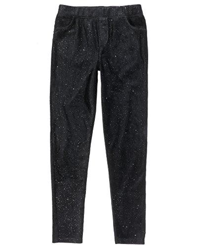 Epic Threads Big Girls (7-16) Skinny-Fit Stretch Corduroy Pants Black Small 7-8 by Epic Threads (Image #1)