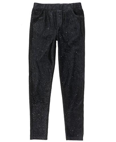 Epic Threads Girls Corduroy Pants (Mediumx23, Black) by Epic Threads
