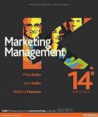 Marketing Management 14e par Philip Kotler