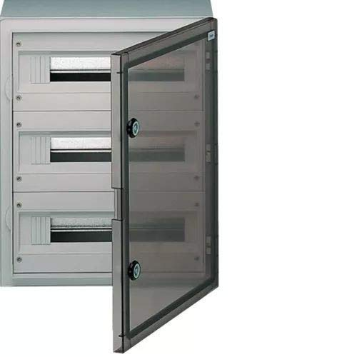 Hager Sistemas VP54M Caja de Superficie, Estanca Vector VP, IP65 ...