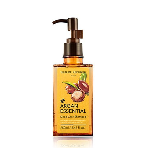 Nature-Republic-Argan-Essential-Deep-Care-Shampoo