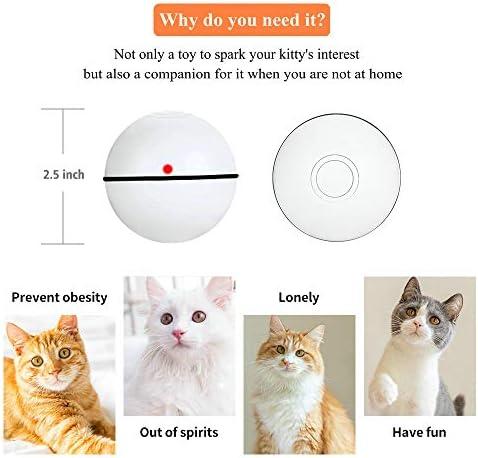 Pakoo Interactive Cat Toys Ball 6