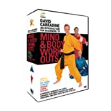 David Carradine - Mind & Body Workouts - 3 Disc Box Set