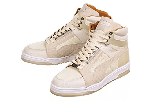 357261 Top Herren 46 Puma Slipstream In Italy 41 Sneaker White Hi Größe Made X RRzq0SC