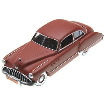 Voiture Miniature Noir De Tintin 143l'amer Roadmaster 1949 Buick L'or Pays Au mP0NvOy8nw
