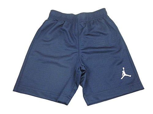 - Jordan Boys Toddler Mesh Shorts Navy (2T)