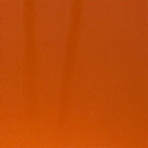 Flex Camiseta de textil pantalla para plotter 5 unidades DIN A4 – Color Naranja Metalizado – siser E0006: Amazon.es: Jardín