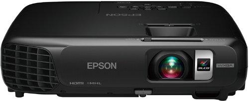 Epson EX7230 Pro, WXGA Widescreen HD, 3000 Lumens Color Brightness, 3000 Lumens White Brightness, 3LCD Projector