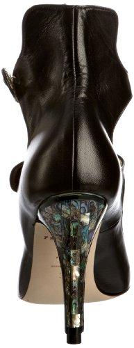 tacón Pawa Zapatos Black Rose Sonrissa Mujer Freya de EtqFXxxw
