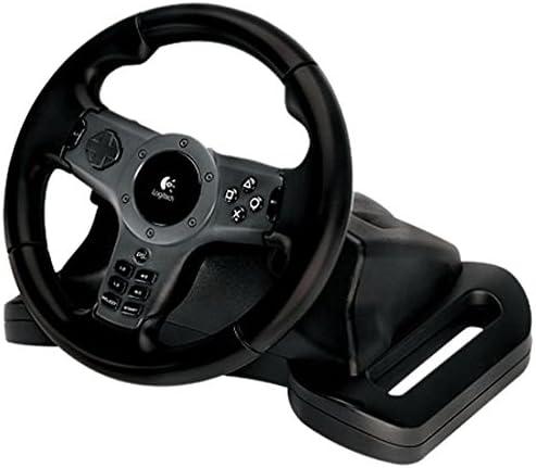 b27e9557e73 Amazon.com: Logitech Playstation 3 Driving Force Wireless Force ...
