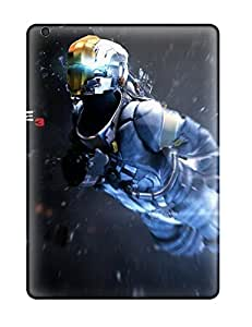Hot Tpu Cover Case For Ipad/ Air Case Cover Skin - Dead Space 3 Video Game