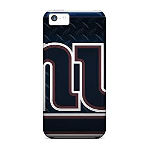Iphone 5c HAR3054cvdw Unique Design High-definition New York Giants Pictures Anti-Scratch Hard Phone Case -KellyLast