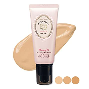 Etude House Precious Mineral BB Cream Blooming Fit SPF30/PA++ #N02 Light  Beige