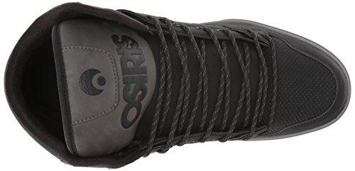 Charcoal Osiris Clone Work Black Skate Men's Shoe RWwK0Tq80g