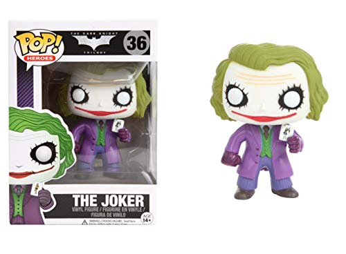 Batman The Dark Knight The Joker - Funko POP Batman: Dark Knight Movie The Joker