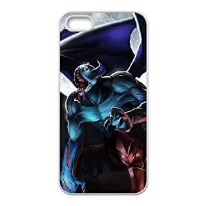 iPhone 4 4s Cell Phone Case White Defense Of The Ancients Dota 2 NIGHT STALKER 005 LWY3575227KSL