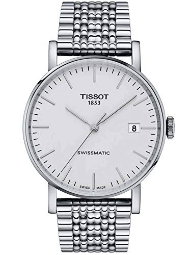 (Tissot Unisex Everytime Swissmatic - T1094071103100 Silver/Grey One Size)
