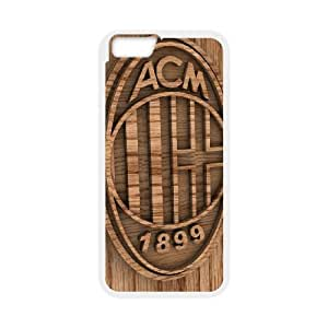 iphone6 plus 5.5 inch cell phone cases White AC Milan fashion phone cases TRD4555113