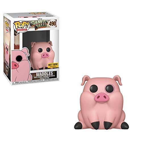 POP! Funko Animation Gravity Falls Waddles - - Pop Pig