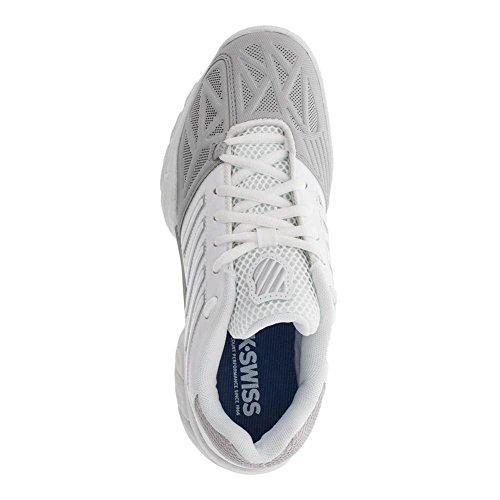 Pez Gordo Luz Unisex K-swiss 3 Hijos (niño / Niño Grande) De Color Blanco Liquidación Nuevo Compras en línea de alta calidad Nuevo y Moda Barato 100% Auténtico LyUJos7