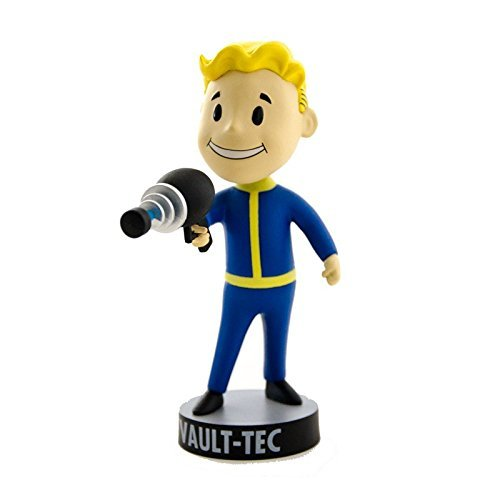 Fallout 4 Vault-Tec Vault Boy 111 Energy Weapons Bobblehead]()