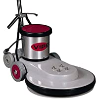 Viper Cleaning Equipment VN1500  Venom Series High Speed Floor Burnisher, 20 Deck Size, 1500 rpm Brush Speed, 110V, 50 Power Cable, 1.5 hp, 2 5 Non-Marking Wheels