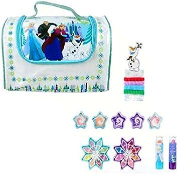 Disney Maquillaje Frozen EN Bolso Neceser: Amazon.es: Juguetes y juegos