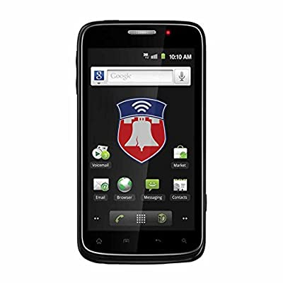 Liberty Mobile Prepaid Cell Phone - Includes 15 days of service Unlimited Talk/Text/500MB Data - Simple Smartphone Android with minutes included, No Contract Prepaid CellPhone