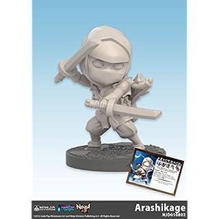 Ninja Division NAS Arashikage Board Game