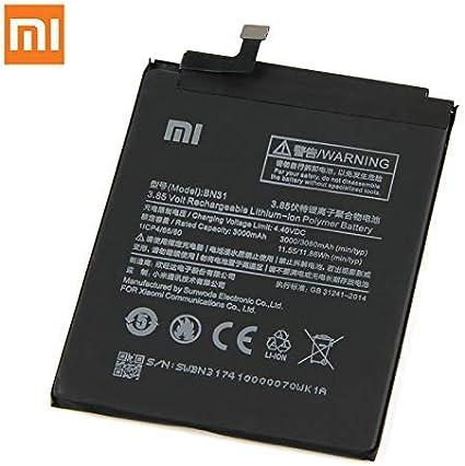 Batería Original Xiaomi BN31 para Xiaomi Mi5X / Xiaomi A1