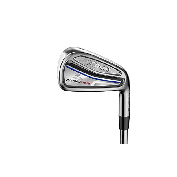 2017 Cobra Golf Mens King Forged Single Length Bryson Dechambeau Iron Set