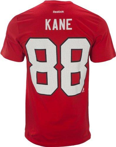 人気ショップ Patrick Blackhawks Kane Chicago Blackhawks Patrick Red Jerseyスタイル名前と番号Tシャツ S Chicago B009SROX2C, ワイン蔵 まるほん:5cbbc8a5 --- a0267596.xsph.ru