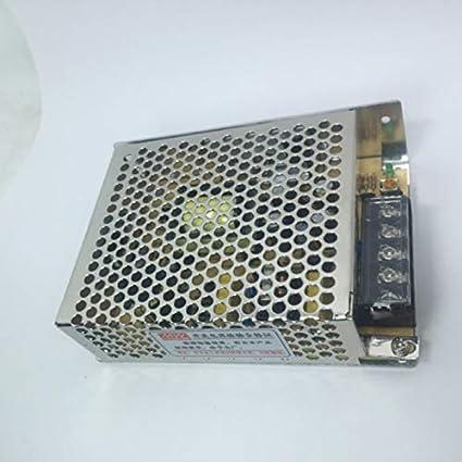 Utini NES-50-24 rain Switch Power Supply Adapter Power Switch Output Voltage: 24V, Power: 50W, Input Voltage: 100-240V 50w -
