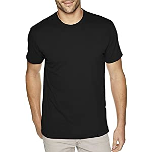 6410 Next Level Men's Premium Fitted Sueded Crewneck T-Shirt