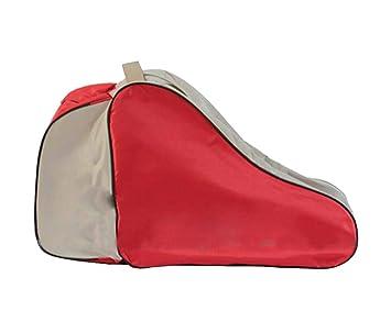 Roller Skates Straight Shoulder Strap Bag Bolso de Zapatos de Patinaje Sobre Hielo #4